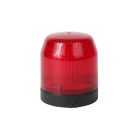 Beacon Lysmodul Blitz 1/2 Rød 70mm, ikke stablebar