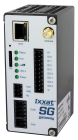 IXXAT SG-gateway with I/O + IEC61850 + IEC60870-5-104 incl.