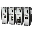 EtherNet/IP to ASCII Gateway with 4 Serial Ports
