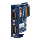 Card A type, with 2 serial RS232/485 ports
