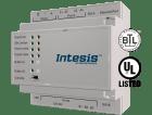 BACnet IP & MS/TP Client to ASCII IP & Serial Server Gateway - 600 datapunkt