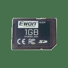Flexy Ext User Mem card, 1GB, Pre-form with EXT3 filesystem