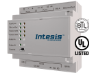 BACnet IP & MS/TP Client to ASCII IP & Serial Server Gateway