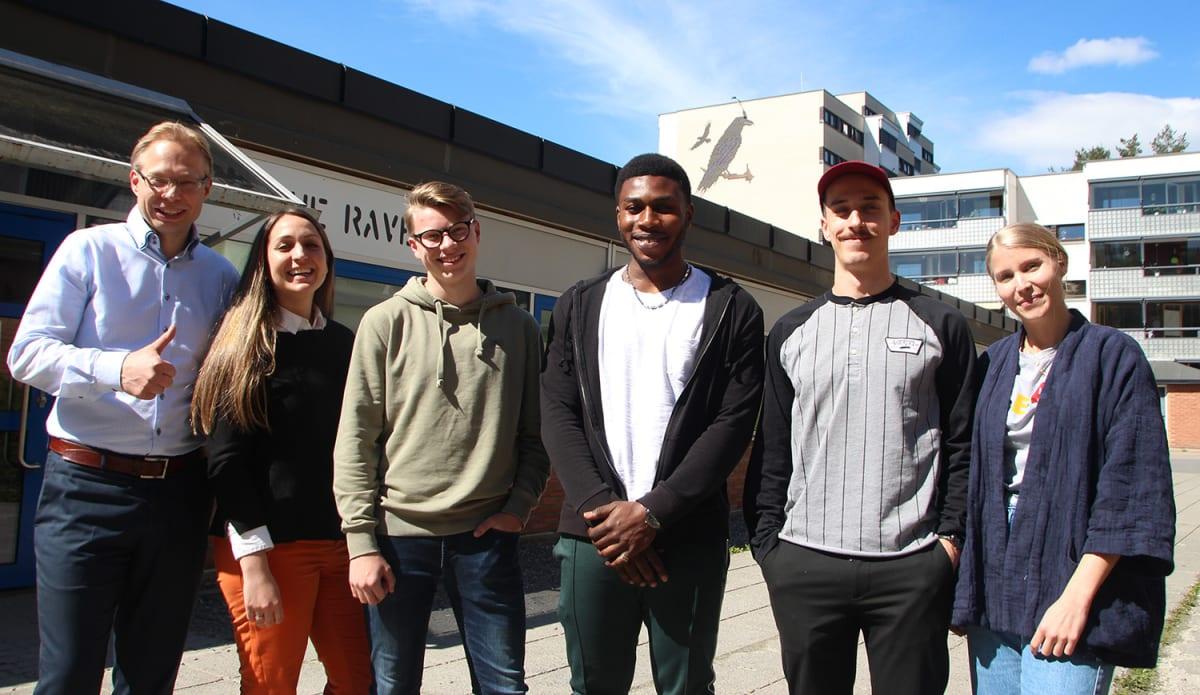 Triple-S støtter ungdom i lokalmiljøet