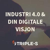 Webinar: Industri 4.0  og din digitale visjon (ep.1)