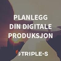 Webinar: Planlegg din digitale produksjon (ep.2)