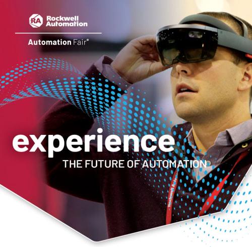 Bli med på Automation fair 20-21. november