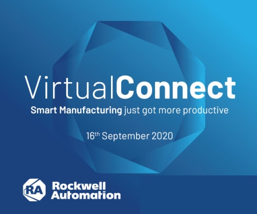 VirtualConnect 3 -  virtuell event om smart manufacturing