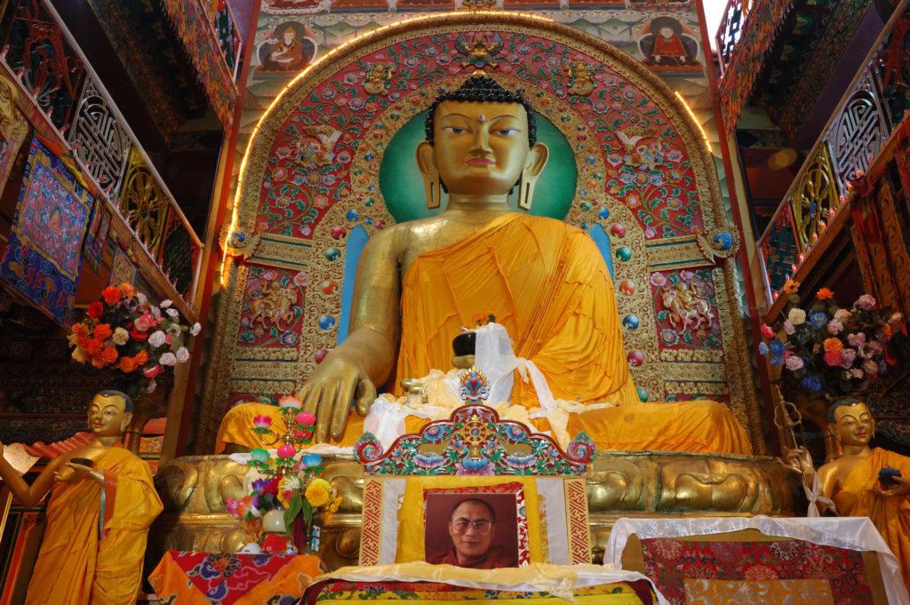 Sakyamuni Buddha Arunachal Pradesh