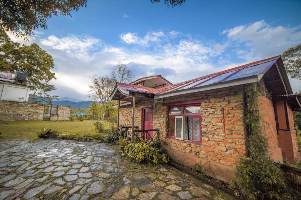 Yungsum farm house
