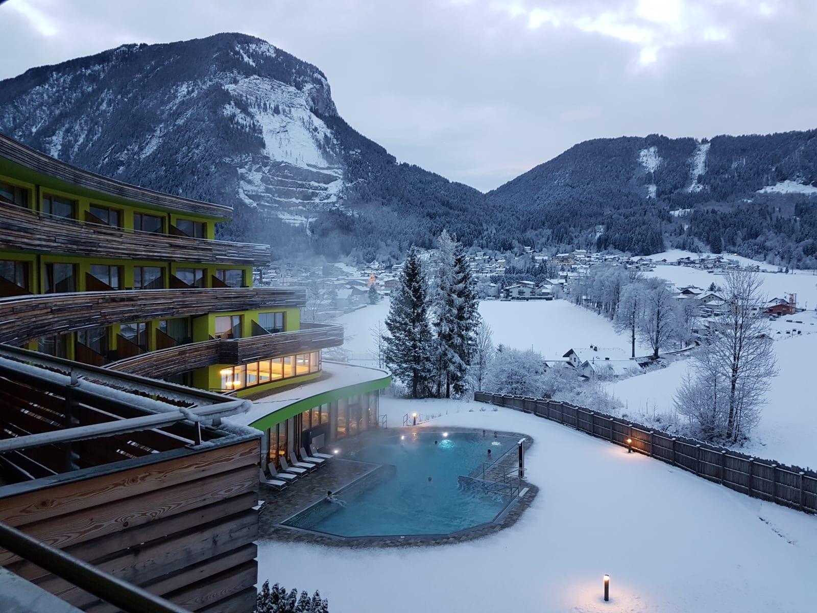 מלון ספא Hotel DAS SIEBEN - Ihr Gesundheitsresort באוסטריה