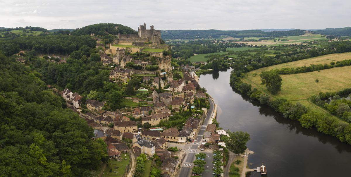 Beynac-et-Cazenac, דרום מערב צרפת, חבל אקיטן, אזור דורדון (רישיון CC)