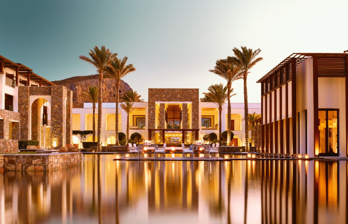 מלון נופש Amirandes Grecotel Exclusive Resort
