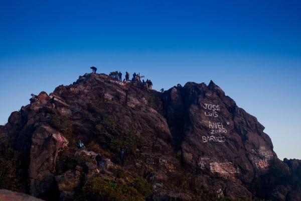 Caminata a la Cima del Volcán Barú - Ruta Volcán Paso Ancho