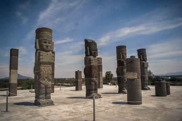 Tour a Tula y Tepotzotlán desde Ciudad de Mexico