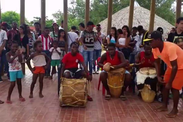 Tour a la comunidad del Palenque de San Basilio
