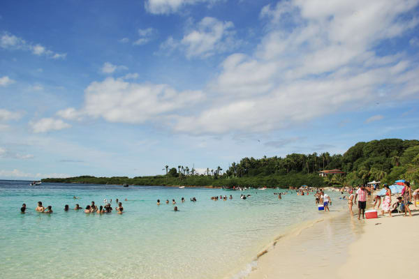 Pasadía a Isla Iguana (Pedasí)