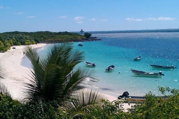 Día de Playa en Isla Cañas (Tonosí)