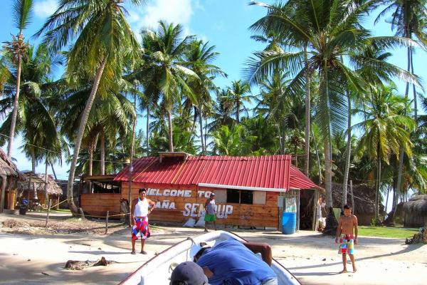 Estadía en San Blas Isla Franklin/Senidup con Tour incluido