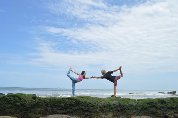 Ruta del Yoga en Cartagena