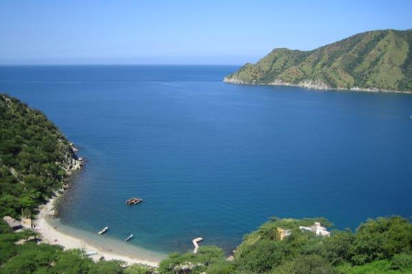 Full day a Taganga desde Santa Marta