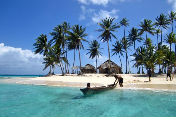 Dos días y una noche en Isla Murciélago (Guanidub) Cabañas