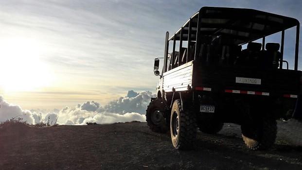 Recorre el Volcán Barú en 4x4