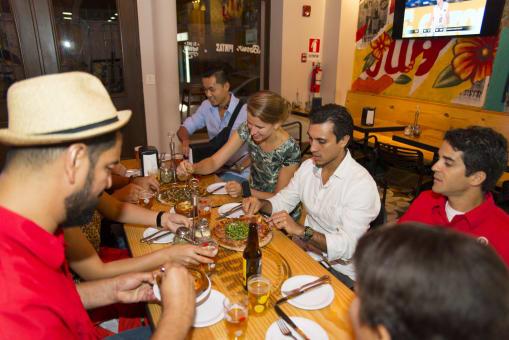 Tour culinario - Visita gastronómica al Casco Viejo