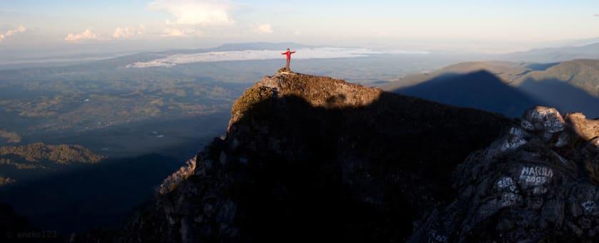 Subida guiada a la Cima del Volcán Barú - Ruta Boquete
