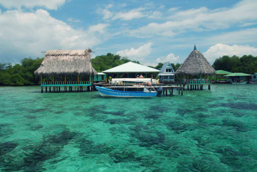 Tour a Cayo Zapatilla, Cayo Coral y Bahía de los Delfines