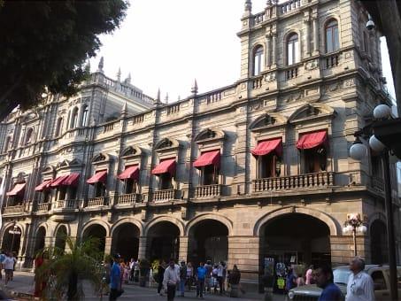 Tour privado de 1 día a Cholula y Puebla desde Ciudad de México