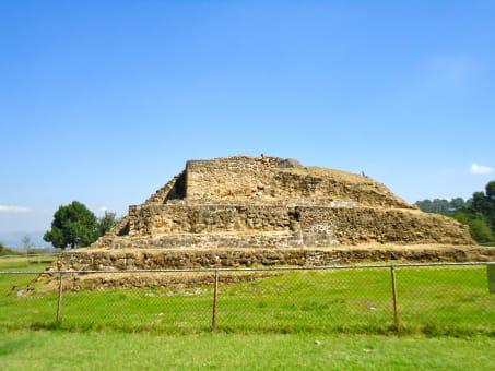 Day Tour a Cacaxtla desde Ciudad de México