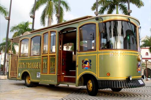 Cartagena Trolley City Tour