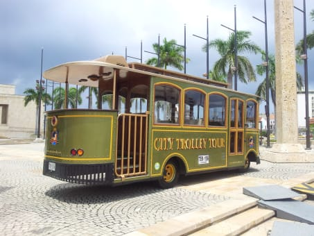 Cartagena Trolley City Tour (Noche)