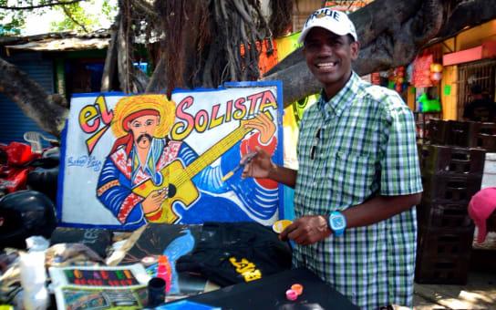 Aventura del Mercado Bazurto en Cartagena