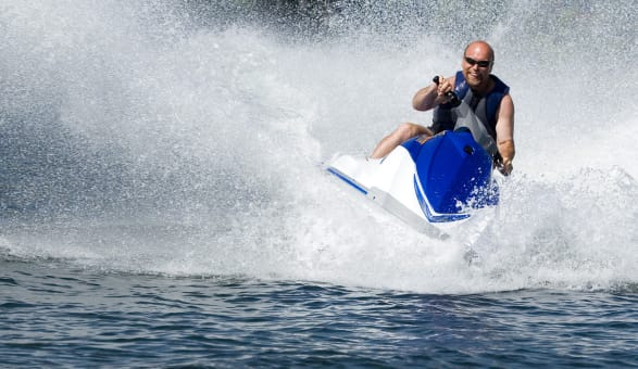 Jet Ski Tour a Isla Farallón