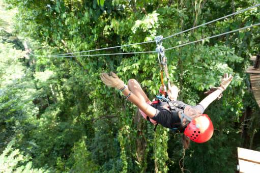 Zip Line Aventura en Panamá
