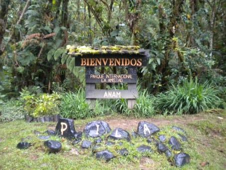 Senderismo en el Parque Internacional La Amistad con Guía