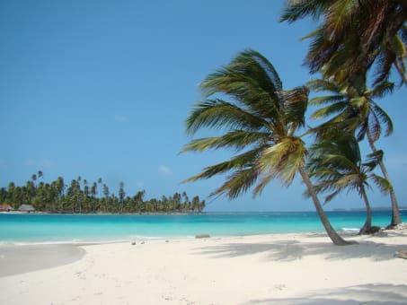 Estadía en San Blas: Isla Franklin  con Tour incluido