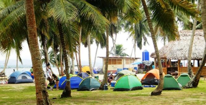 Tour A San Blas de 2 días y 1 Noche (Acampar)