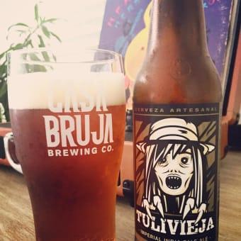 Tour a la cervecería Casa Bruja