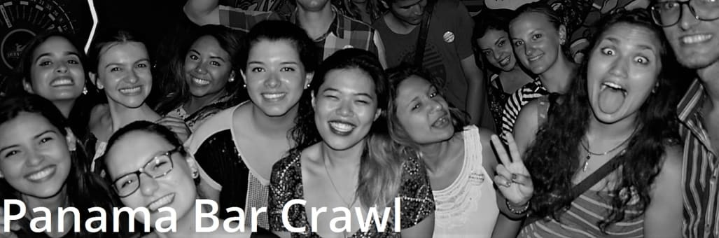 Panama Bar crawl Casco Antiguo - Guías y tragos incluidos