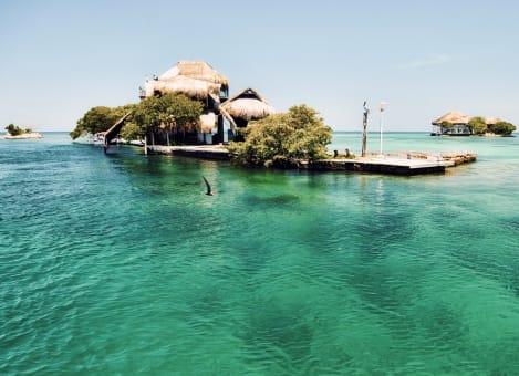 Tour a Islas del Rosario desde Cartagena