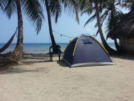 Acampar en Isla Diablo - 2 días / 1 noches