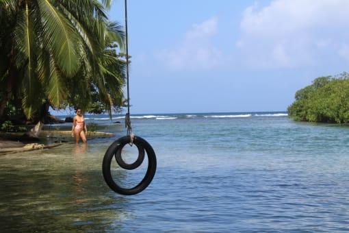 FullDay a Isla Mangote en Colon