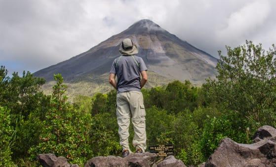 Paquete Turistico a El Volcán Arenal y el Bosque Nuboso de Monteverde (5 Días)