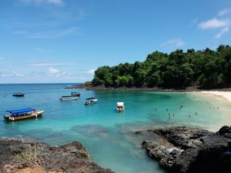 Tour por las islas del Golfo de Chiriquí; Isla Bolaños, Gamez y Las Paridas.