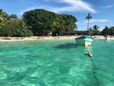 Camping en Isla Iguana