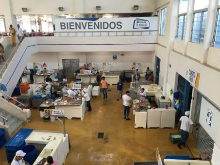 Tours por los mercados Panameños