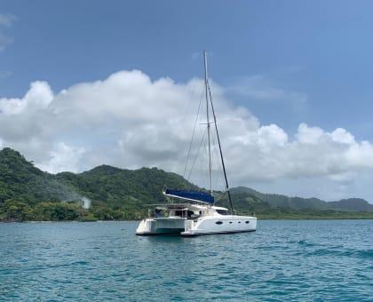 Catamaran a las isla de San Blas 2 dias y 1 noche